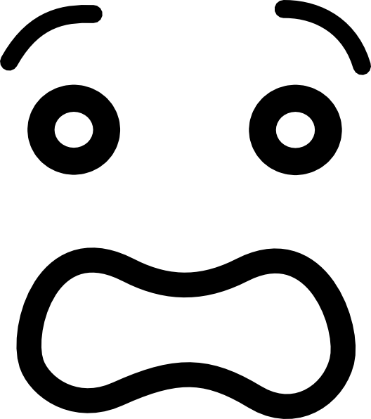 Emotions clipart worried face Clip clip art royalty Emoticon