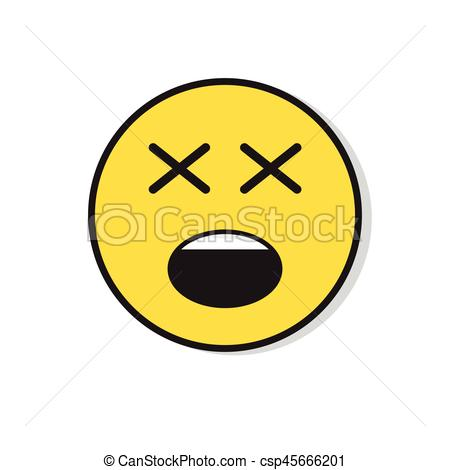 Emotions clipart yellow face Face Sad Emotion Yellow Yellow