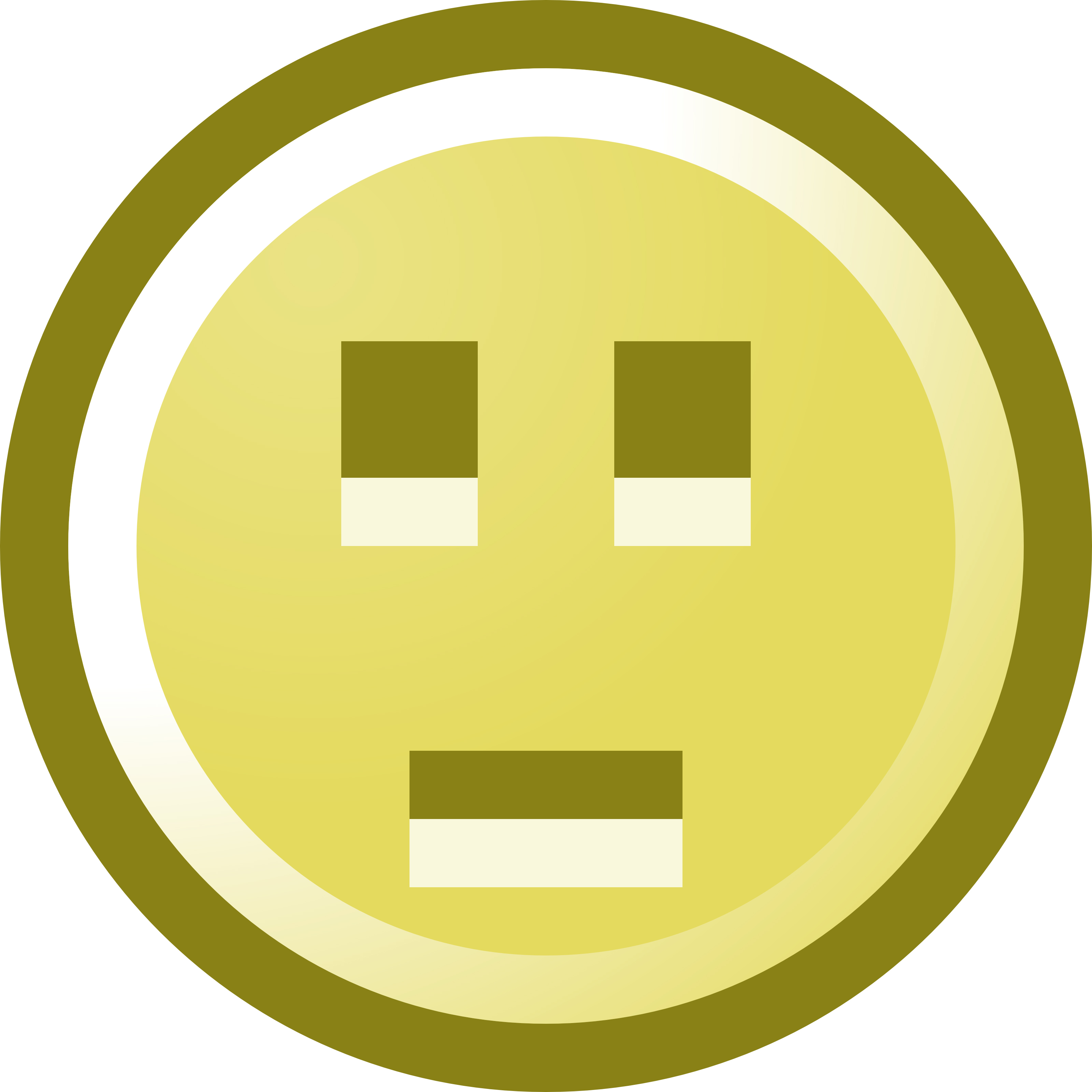 Emotions clipart yellow face Art Emotions Face and Face