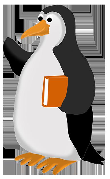 Pencil clipart penguin Penguin Funny penguin clipart Penguin