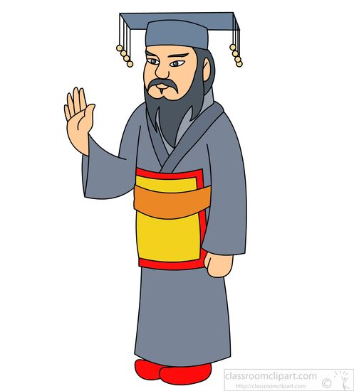 Asians clipart emperor Ancient Free Clip In China