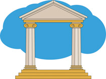 Rome clipart Architectural Free Ancient Clipart Graphics