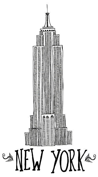 Empire clipart architecture Clipart drawings Building #17 Empire