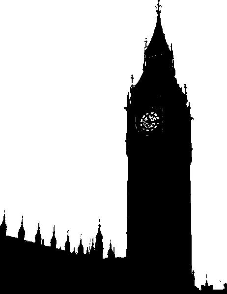 Big Ben clipart simple » 01 Church clip Download