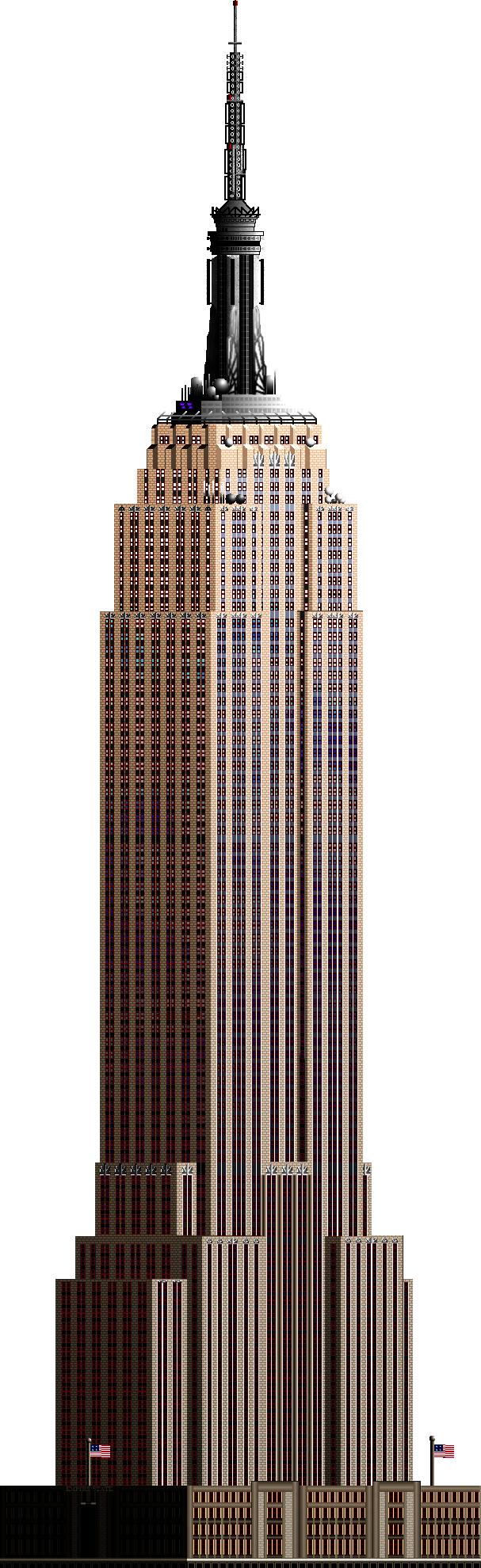 Skyscraper clipart empire state building Pie york New Cliparts clipart