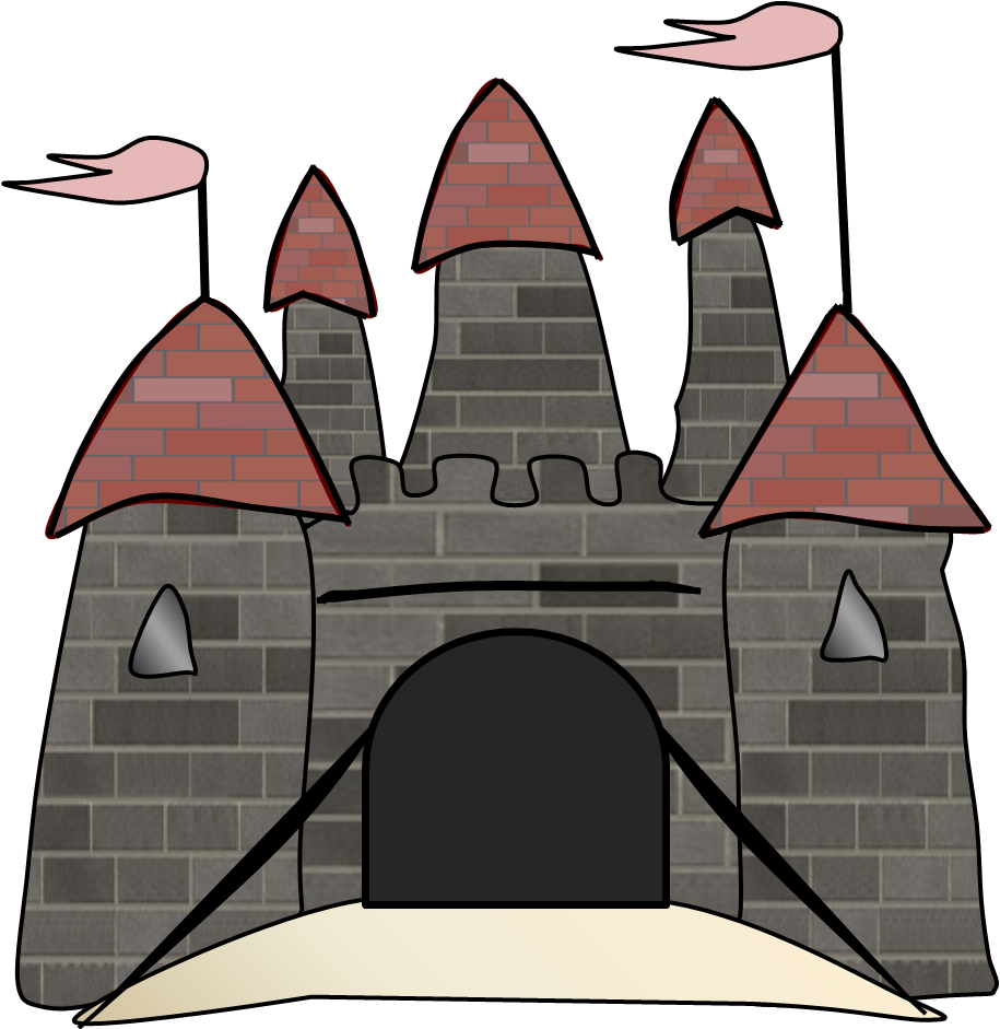 Empire clipart castle turret Clip Art Castle Clip 9
