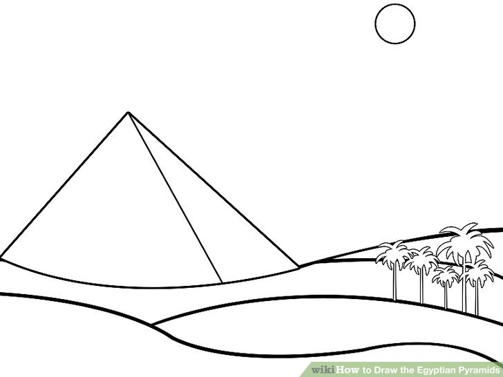 Empire clipart egypt pyramid Image 4 Pyramids: How (with