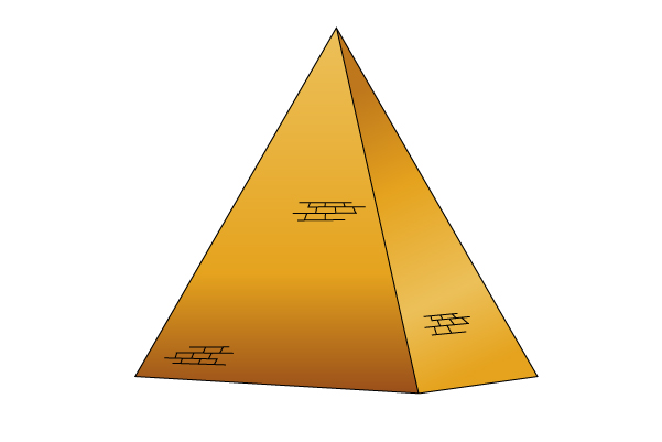Empire clipart egyptian pyramid Pyramids: (with the 7 6