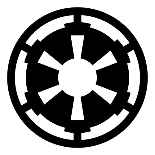 Empire clipart emblem star wars Wikipedia (Star Galactic Wars)
