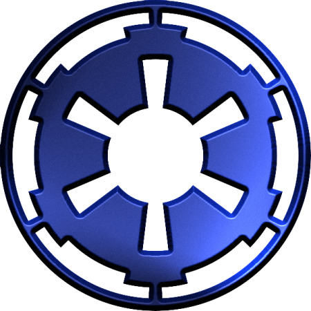 Empire clipart emblem star wars Galactic Star empire logo empire