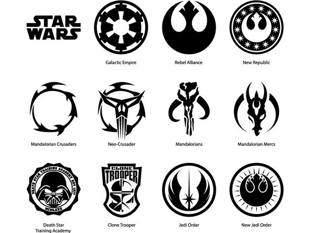Star Wars clipart battleship Best Google Search emblems Star