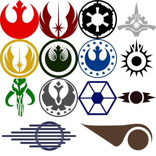 Empire clipart emblem star wars New wars to symbols Star