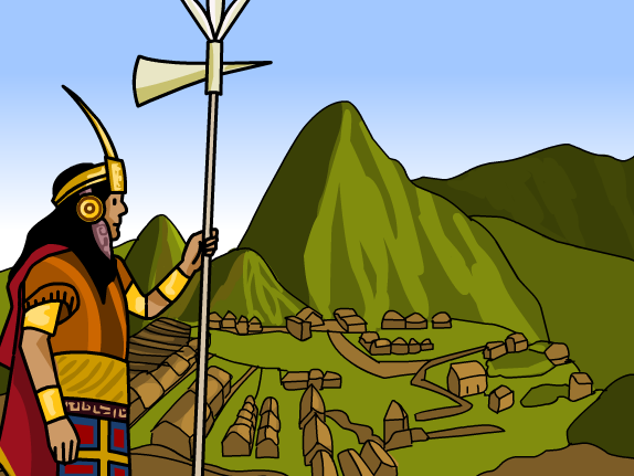 Empire clipart inca  Inca BrainPOP Civilization