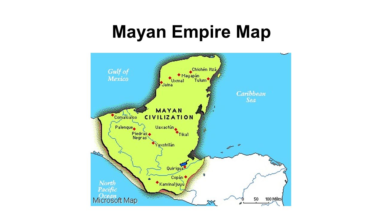 Empire clipart maya Pie map & Cliparts clipart