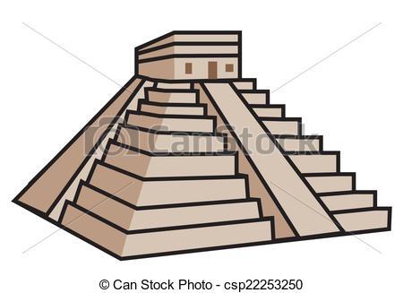 Drawn pyramid mayan pyramid Mayan Download Pyramid Clipart Clip