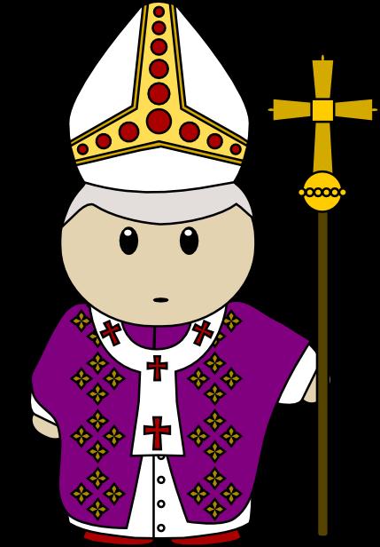 Scroll clipart roman Pocket scroll pope Oriental Orthodoxy