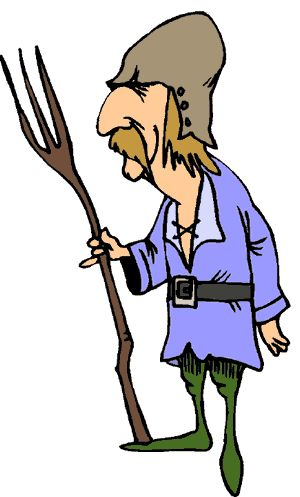 Empire clipart medieval peasant Middle labor subject the to