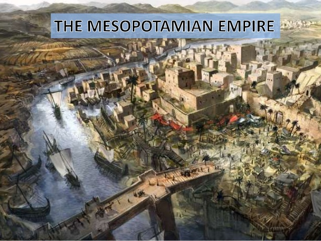 Empire clipart mesopotamia And An different is empire