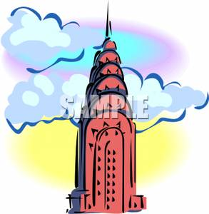 Empire clipart new york building State Empire Free The York