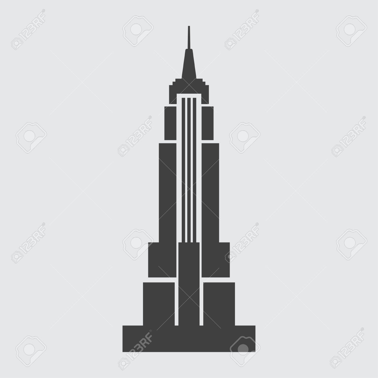 Empire clipart new york building Clipart Download #5 clipart drawings