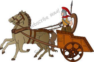 Rome clipart chariot racing Roman Horse Clip Horse Clip