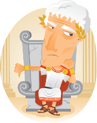 Rome clipart emporer #9