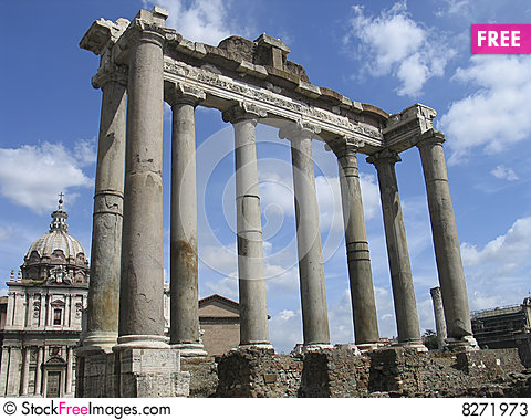 Ancient clipart roman forum Ancient Photos Stock The forum