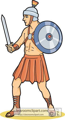 Gladiator clipart colosseum Name on  Presentation emaze
