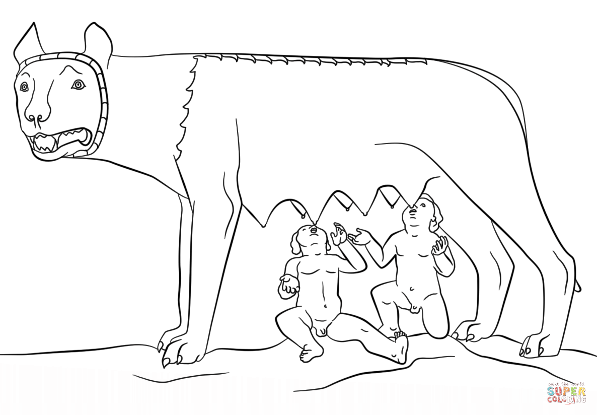 Empire clipart romulus and remus With Click page the and