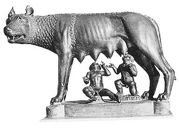 Empire clipart romulus and remus Europa Remus_She Romulus Romans Icewolves