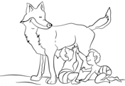 Empire clipart romulus and remus Page the Remus Free Romulus