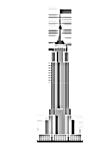 Skyscraper clipart empire state building State empire Pinterest state empire