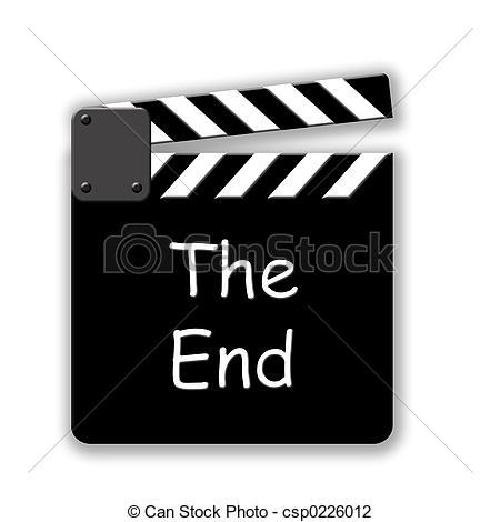 End clipart Free Panda Images Ending Clipart