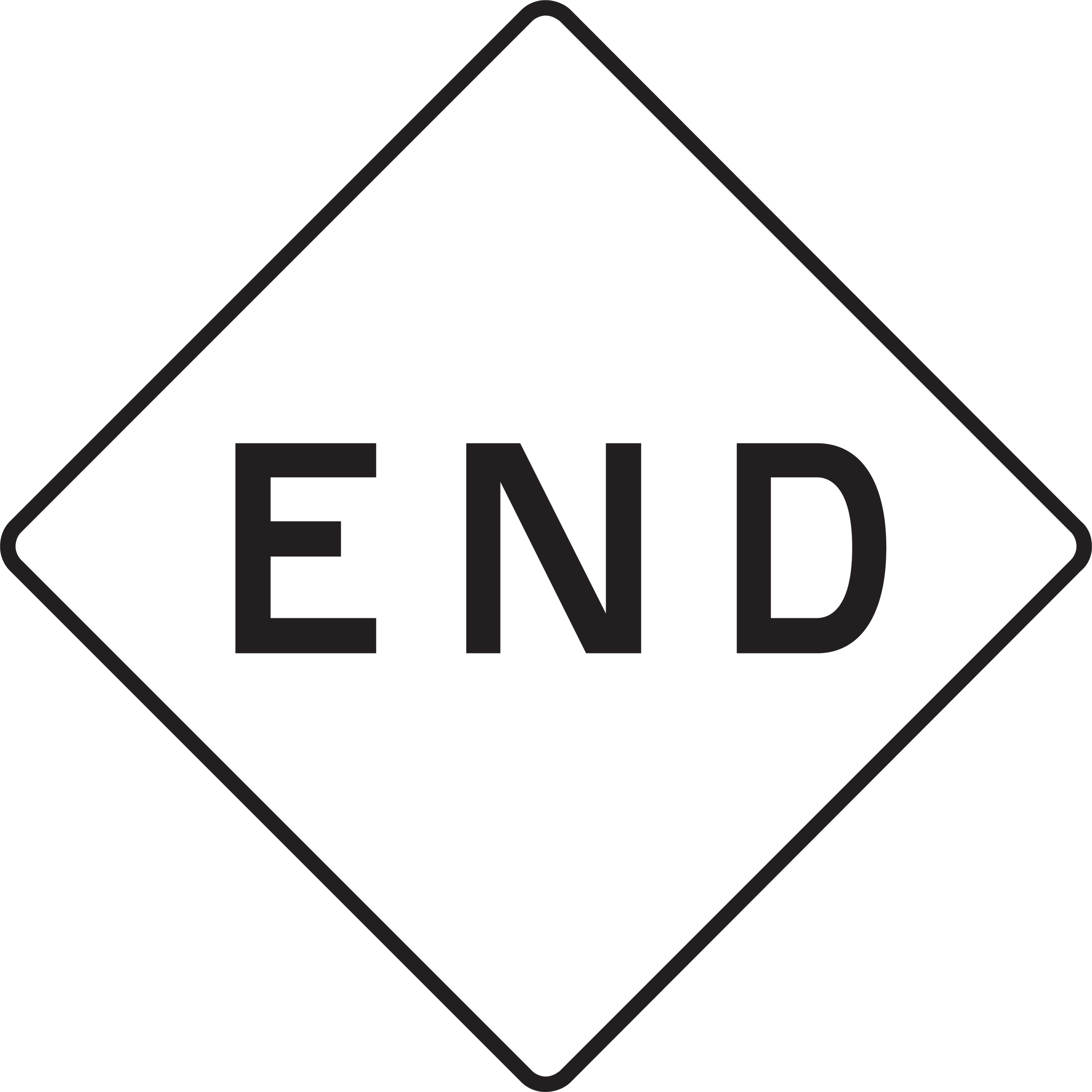 End clipart black and white Free Ending Images Panda Clipart