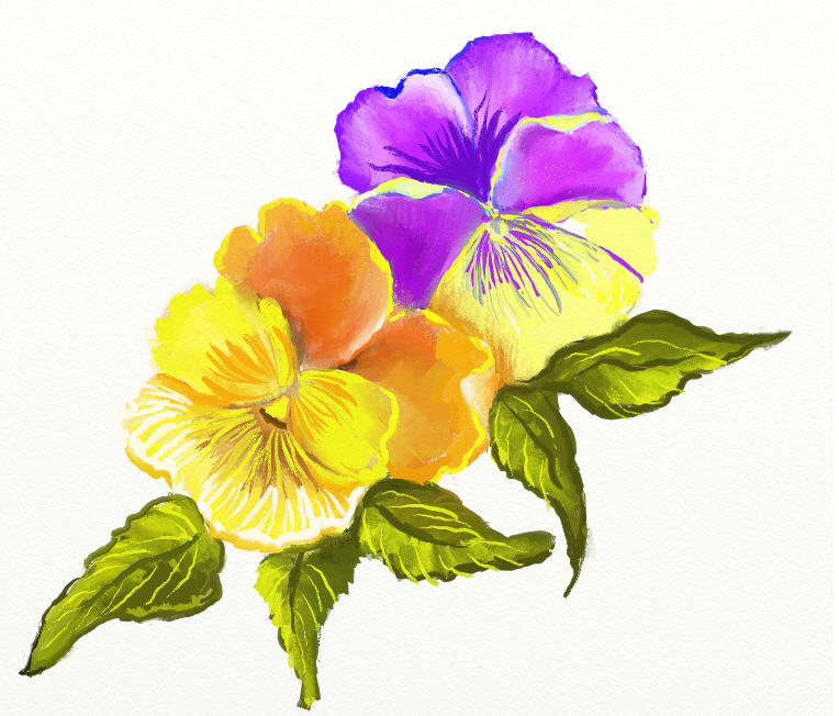 End clipart june flower Art Free Summer Pictures Clipart