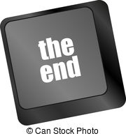 End clipart keyboard key Key words one words