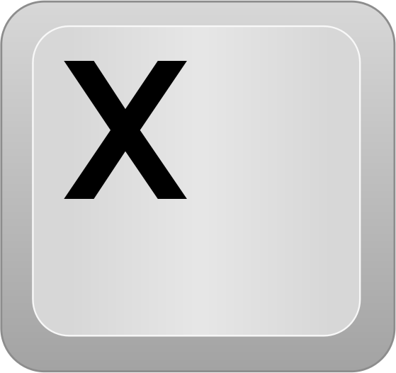 End clipart keyboard key 5 Keyboard Computer Page X
