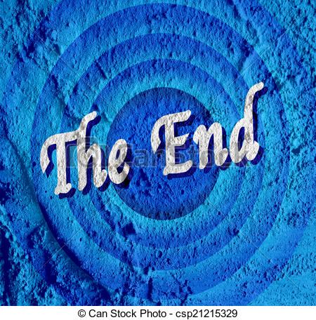 End clipart movie background End ending Movie wall Cement