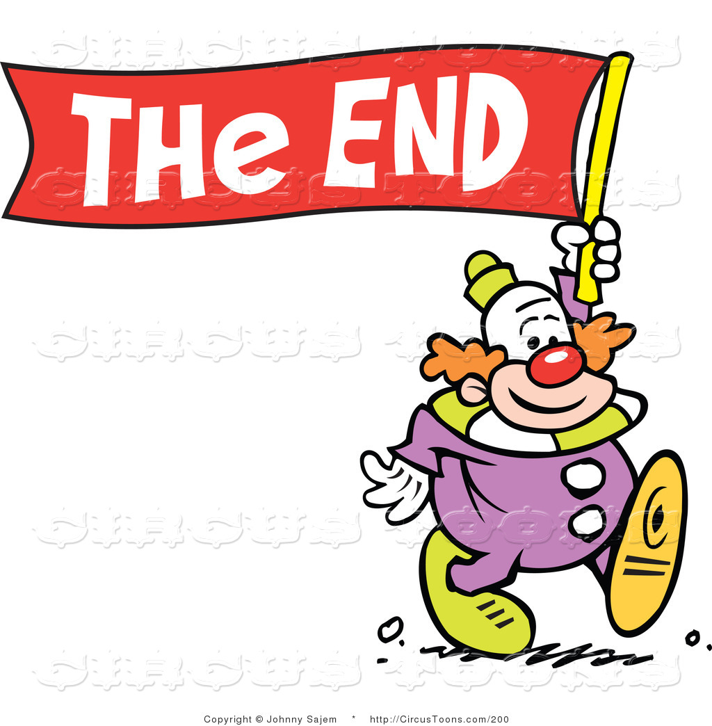 End clipart powerpoint End Free Clip Art The