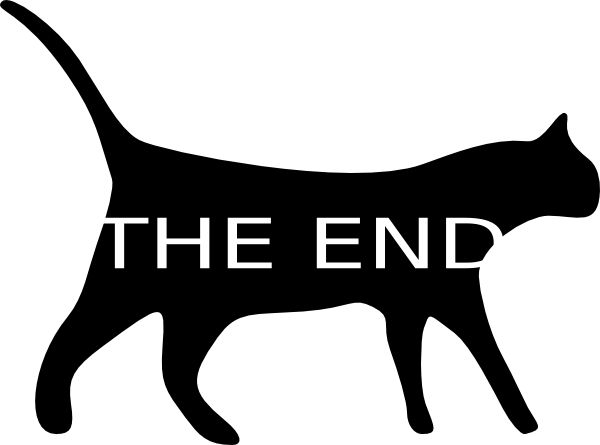 End clipart powerpoint THE Art Clip Cliparts Savoronmorehead