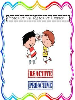 End clipart proactive Lesson proactive in Proactive on