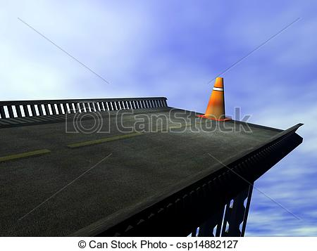 End clipart road Road road cone csp14882127 standing