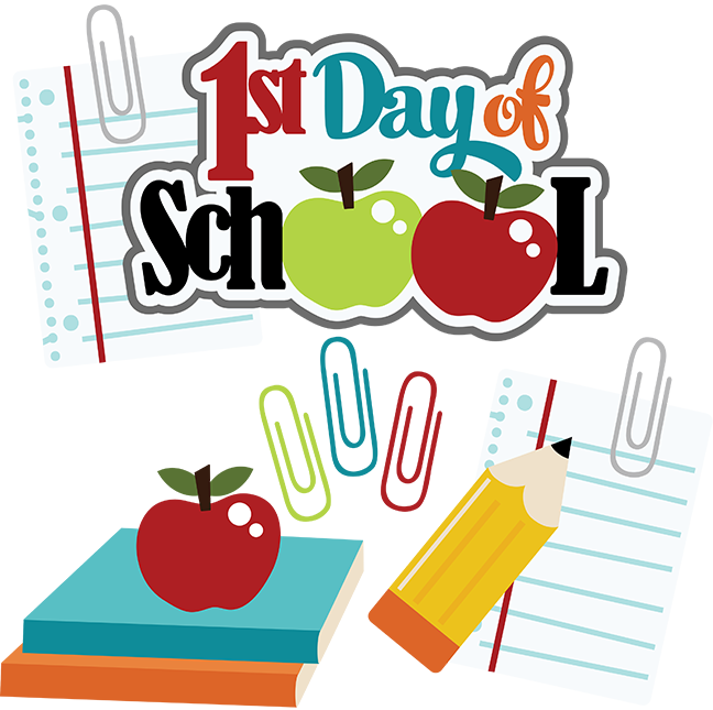 End clipart school day #10