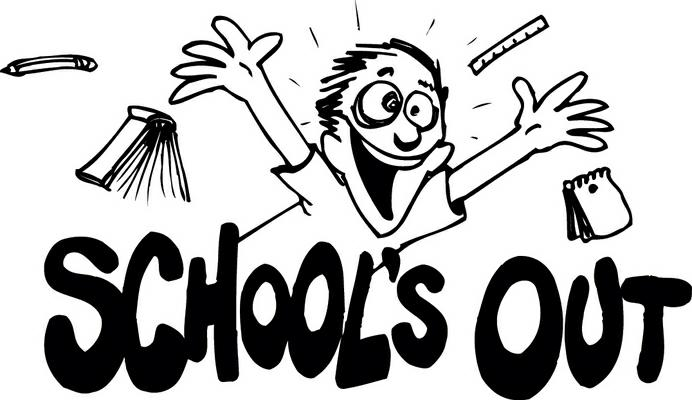 End clipart school year Clip And Of Of Day