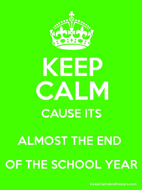 End clipart school year Day my Best and will
