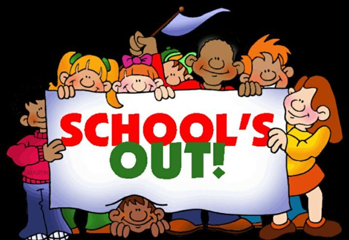 End clipart school year Bash Park School May] The