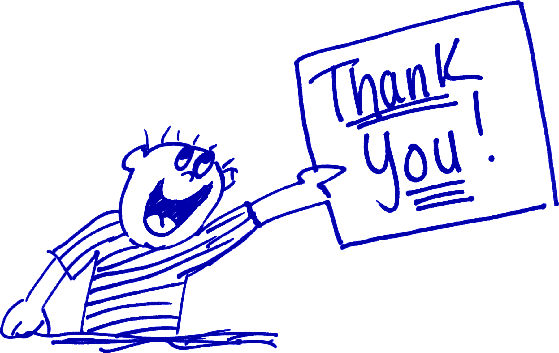 End clipart thank you Animated thank thank clipart panda