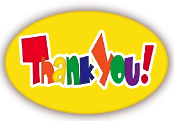 End clipart thank you Clipart 2 thank images clipart
