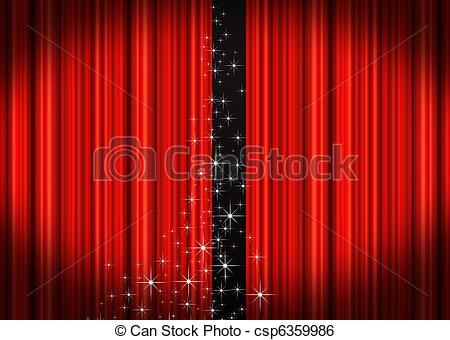 End clipart theater art Clip Art End csp6359986 Download