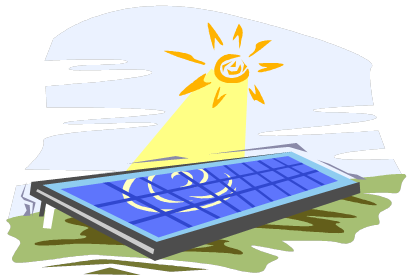 Energy clipart active Techniques solar use on collectors